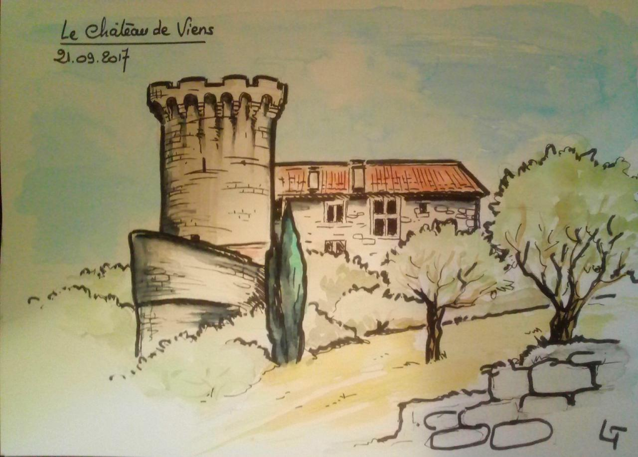Chateau de Viens