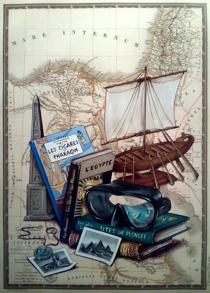 Voyage Sur Le Nil
