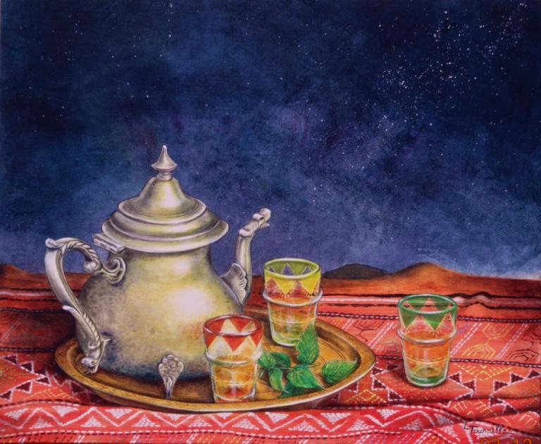 Menthe Marocaine
