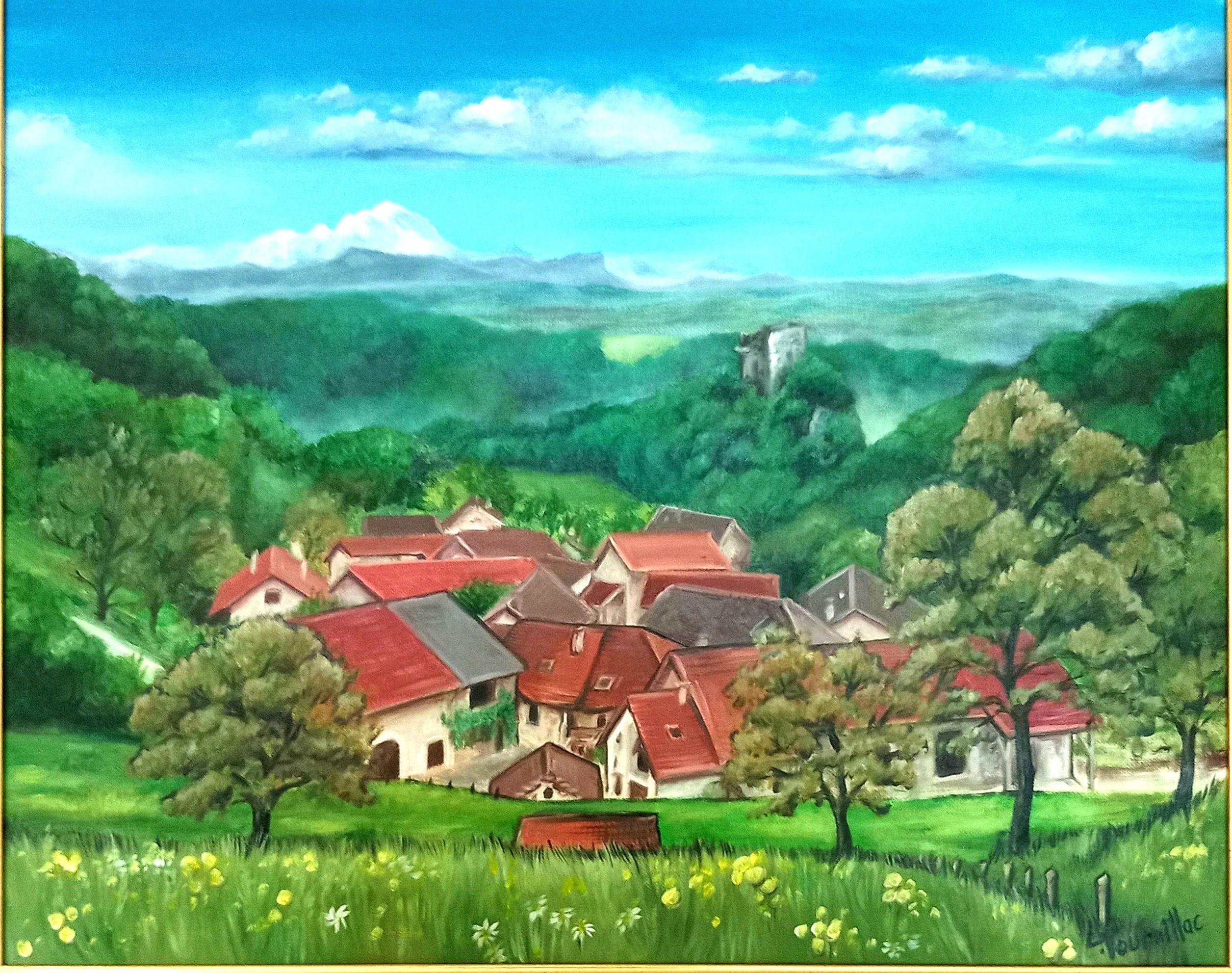 Le village Dorches